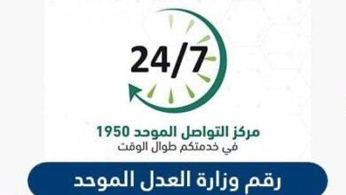 رقم وزارة العدل السعودية الموحد المجاني للشكاوي والإستفسارات وطرق التواصل مع الوزارة
