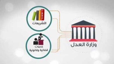خطوات خدمة تجديد قيد خبير عبر موقع وزارة العدل في الامارات
