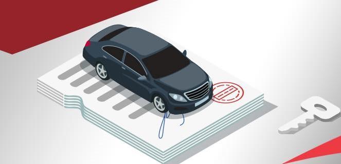 اصدار شهادة حيازة مركبة عبر وزارة الداخلية في الامارات